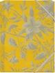 Gefährlich schön Mini-Sammelmappe - Gelbe Malven