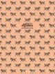 Tiere Afrikas Geschenkpapier-Heft - Zebra