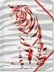Save the Tiger Mini-Sammelmappe - Roter Tiger