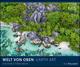Welt von oben 2022 - Bild-Kalender - Wand-Planer - 60x50