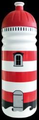 ISYbe-Trinkflasche 'Leuchtturm'