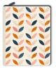 Notizbuch mit Reißverschluss - Blätterrauschen