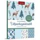 Geschenkpapier 'Verpackungskünstler - Design Winterwald'