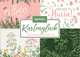 Kartenglück im Botanik-Look