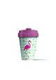 Bamboo Cup 'Flamingo'