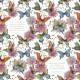 Servietten 'Schmetterlinge'