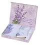 Notizzettelbox 'Lavendel'