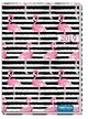 Taschenkalender Flamingo A7 2019