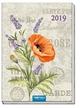 Taschenkalender A6 Vintage 2019