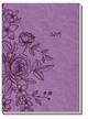Taschenkalender Soft Touch Violett A6 2019