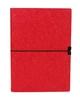Taschenkalender Gummiband rot A6 2019