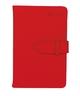 Taschenkalender mit Lasche rot A6 2019