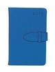 Taschenkalender mit Lasche blau A6 2019