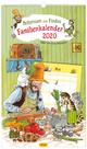 Pettersson und Findus Familienkalender 2020