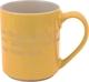 Astrid Lindgren-Helden - Becher Tasse gelb