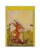 Peter & Piet Saat-Grußkarte Eichhörnchen