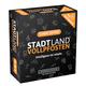 Stadt Land Vollpfosten: Classic Edition - Das Kartenspiel