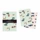 Geschenk- und Bastelpapier-Set: Weihnachten
