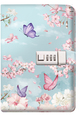 Tagebuch mit Zahlenschloss Spring