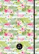 Notizbuch No. 47 - Flamingos