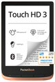 PocketBook E-Book-Reader Touch HD 3 spicy copper (kupfer/schwarz)