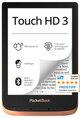 PocketBook E-Book-Reader Touch HD 3 spicy copper (kupfer/schwarz)