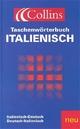 Collins Taschenwörterbuch Italienisch