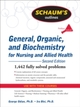 Schaum's Outline of General, Organic, and Biochemistry for Nursing and Allied Health, Second Edition