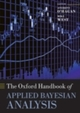 Oxford Handbook of Applied Bayesian Analysis