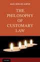 Philosophy of Customary Law