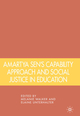 Amartya Sen's Capability Approach and Social Justice in Education