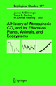 A History of Atmospheric Co2 and Its Effects on Plants, Animals and, Ecosystems