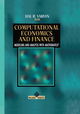 Computational Economics and Finance