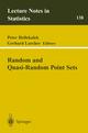 Random and Quasi-Random Point Sets