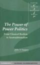 Power of Power Politics