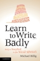 Learn to Write Badly