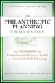 The Philanthropic Planning Companion