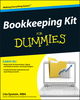 Bookkeeping Kit For Dummies