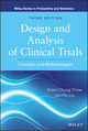 Design and Analysis of Clinical Trials