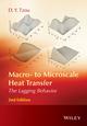 Macro- to Microscale Heat Transfer