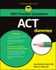 1,001 ACT Practice Problems For Dummies
