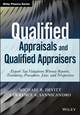 Qualified Appraisals and Qualified Appraisers