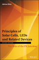 Principles of Solar Cells, LEDs and Related Devices