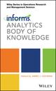 INFORMS Analytics Body of Knowledge