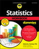 Statistics Workbook For Dummies with Online Practice