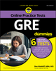 GRE For Dummies with Online Practice Tests, with Online Practice