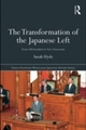 Transformation of the Japanese Left