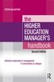 Higher Education Manager's Handbook