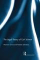 Legal Theory of Carl Schmitt