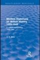 Modern Historians on British History 1485-1945 (Routledge Revivals)